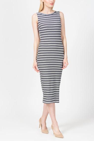 81dbe56bd1f Повседневное платье в полоску из трикотажа TOM FARR арт. 7161 купить в  интернет-магазине KOKETTE