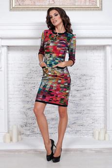 Платье с кармашками Angela Ricci со скидкой
