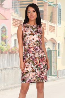 Новинка: платье футляр с поясом Натали