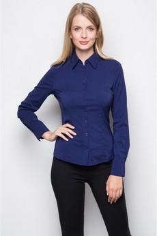 Блузка темно-синего цвета Marimay