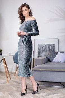 Новинка: платье с открытыми плечами RUXARA