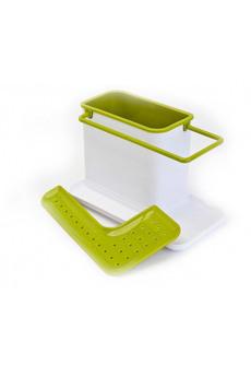 Органайзер для раковины вертикальный, зеленый Bradex