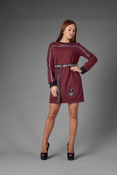 Платье Трикотажница