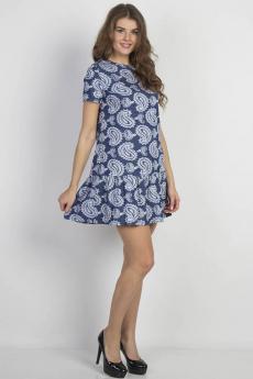 Синее платье Bast со скидкой