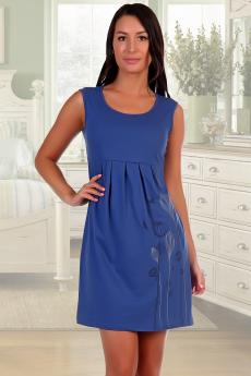Новинка: платье цвета индиго Натали